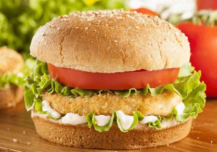 Vegan McChicken Easy recipe