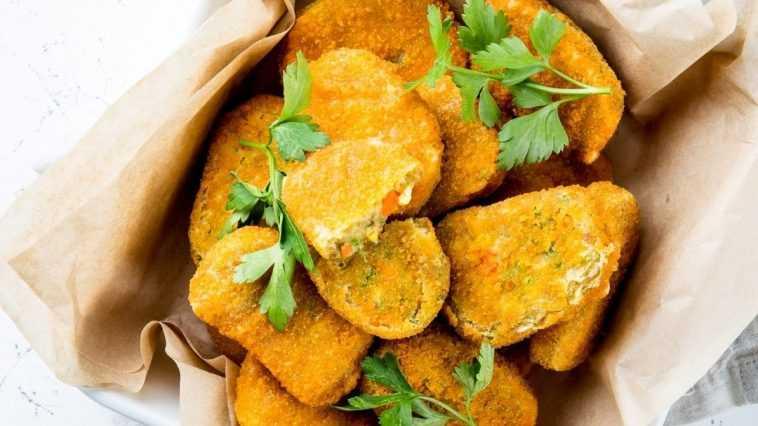 Chickpea Nuggets Recipe