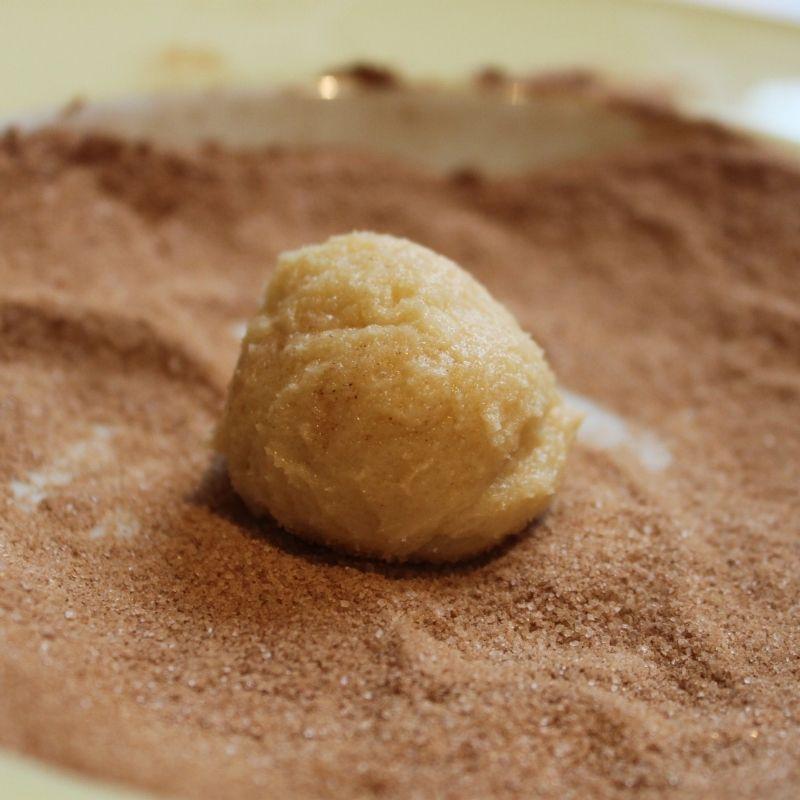 Vegan Gluten-Free Snickerdoodles Recipe