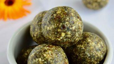 Spirulina Balls Easy Recipe