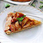 Vegan Apple Galette Recipe
