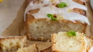 Vegan Coconut Loaf Cake