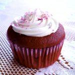 Vegan Red Velvet Cupcakes with Beets