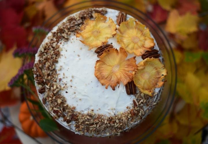 Vegan Hummingbird Cake Easy Recipe