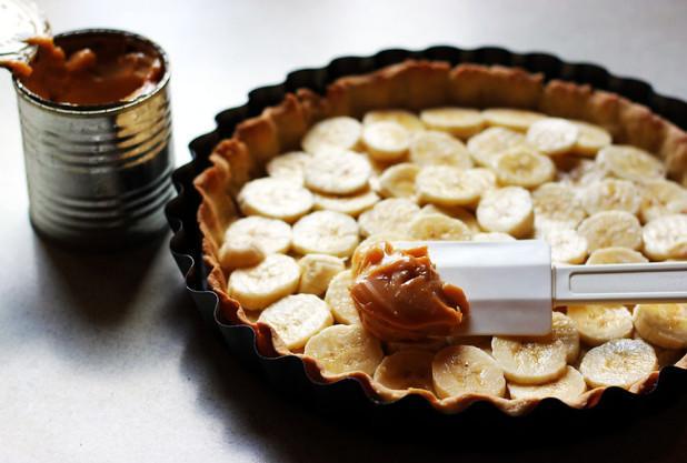 How to make Vegan Banoffee Pie
