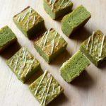 Vegan Matcha Brownies recipe