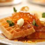 Vegan Mochi Waffles Recipe