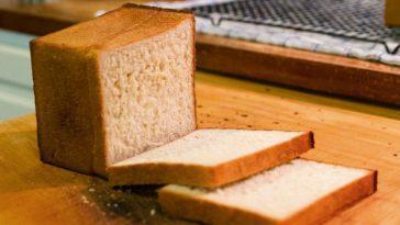 Vegan Sourdough Shokupan bread recipe