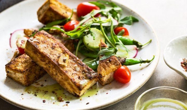 Vegan Tofu Milanese Recipe