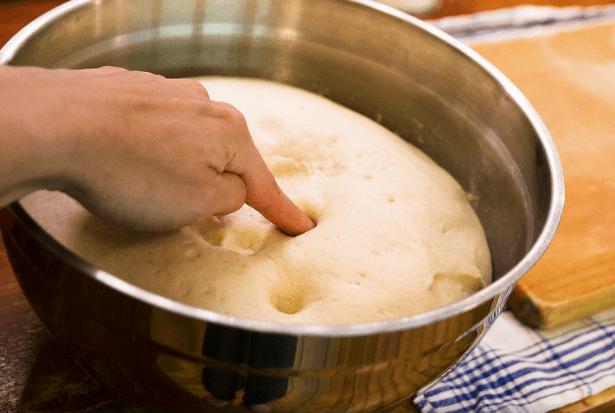 how to make Vegan Sourdough Shokupan bread